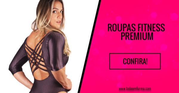 Roupas Fitness Premium