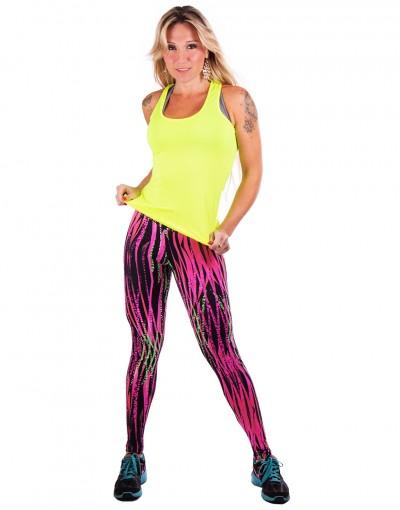 calca-legging-cirre-fitness-academia-estampada-matrix