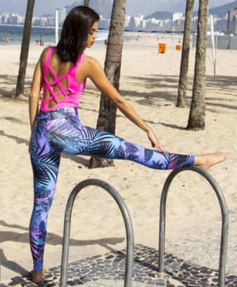 Legging Fitness Nature