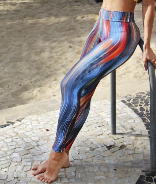 Calça Legging Fitness Digital