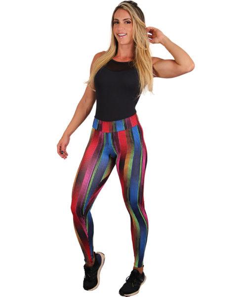 Calça Legging Full of Color