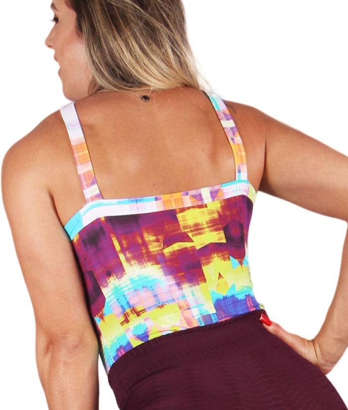 BODY FEMININO geometric colors 3