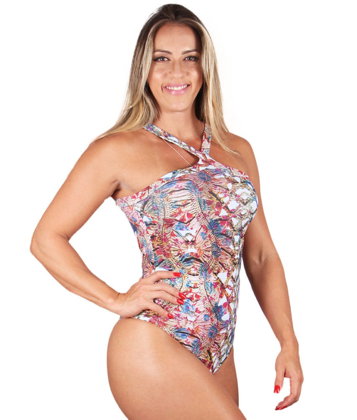 body feminino estampa cordas 3