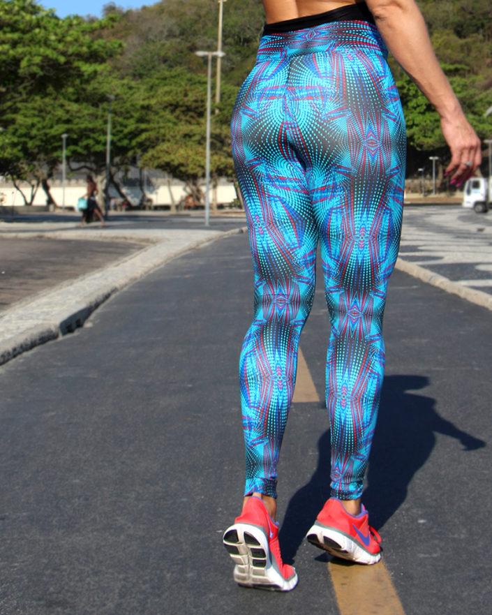 calça legging esta 2mpa psicodelica