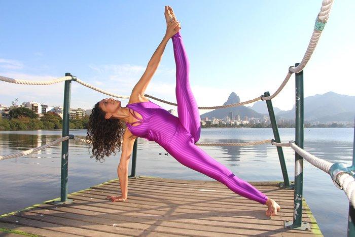 roupas de academia femininas para yoga