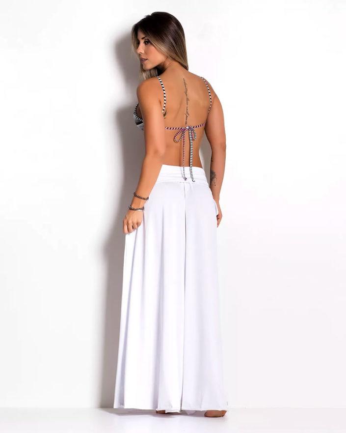 pantalona branca