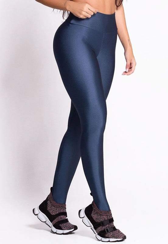 Calça Legging Cirre Azul