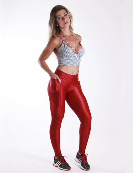 Calça Legging Cirre Bordot Anatomic Pocket