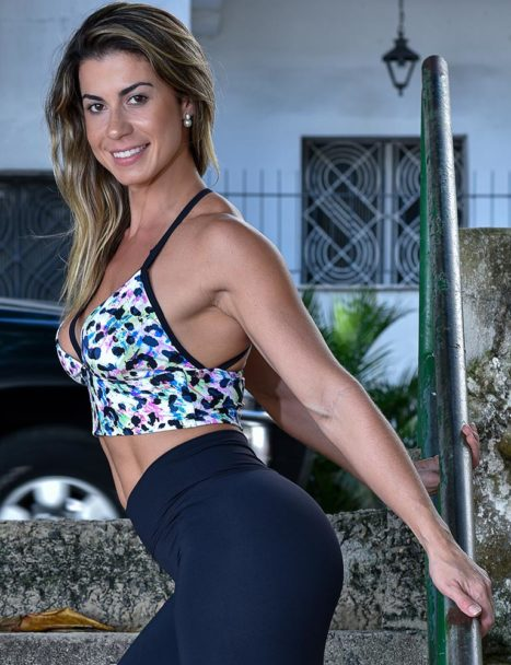 TOP CROPPED STRAPPY COM BOJO REMOVÍVEL - ANIMAL PRINT COLLECTION 3